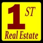 1st Real Estate Logo
