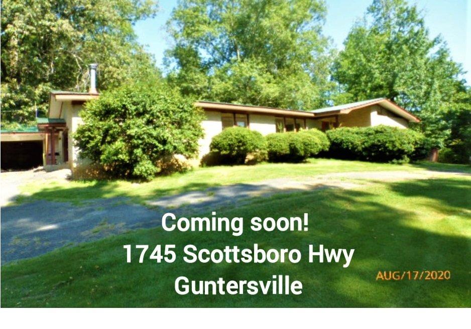 1745 Scottsbor Hwy, Guntersville